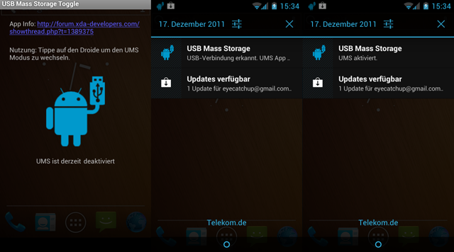 Why Modern Android Devices Don't Support USB Mass Storage