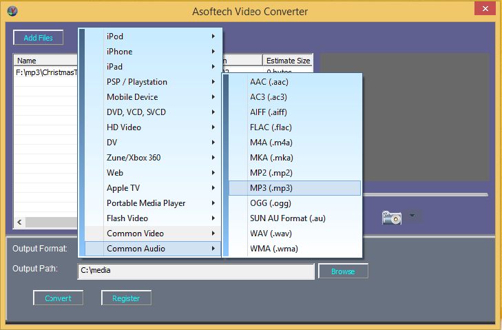 music to mp3 converter